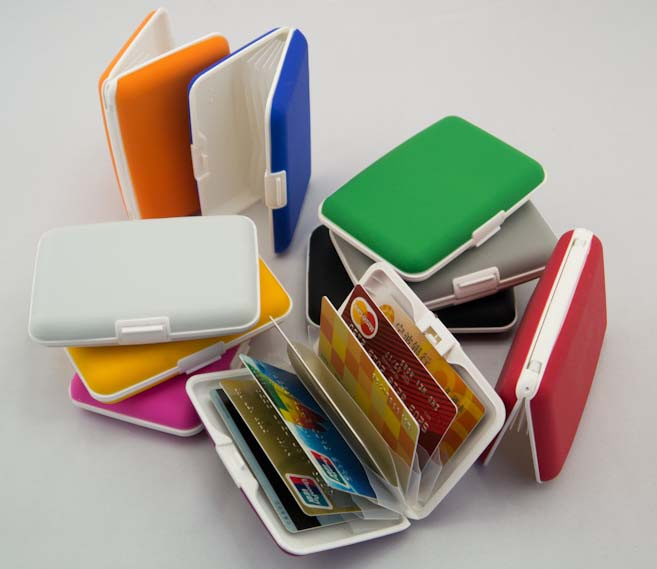 Silicon Credit Card Case