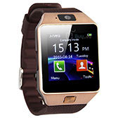 DZ09 Bluetooth Smart Watch Phone + Camera SIM Card For Android I