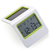 Solar Digital Clock