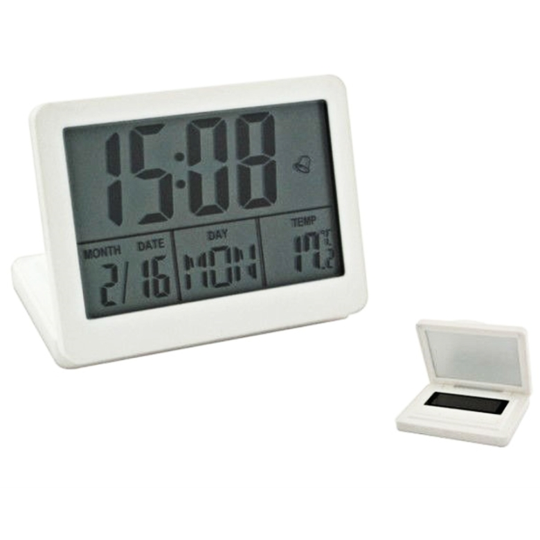 Solar Digital Clock 2