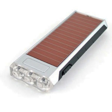 Solar Powered LED