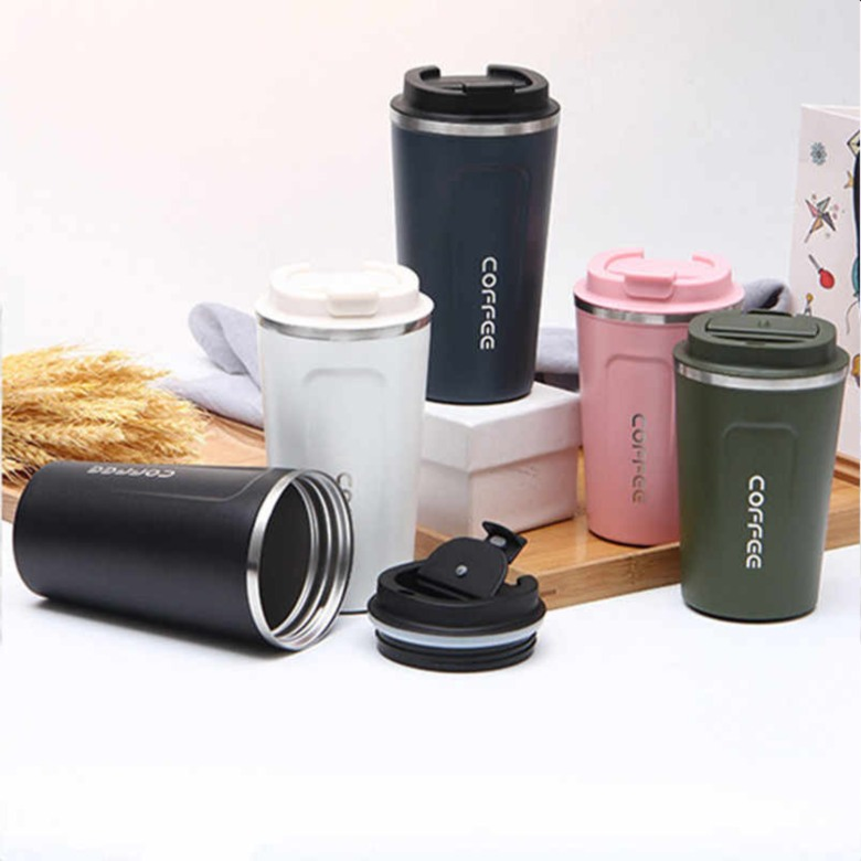 Stainless Steel Thermo Cup [380/510 ml]