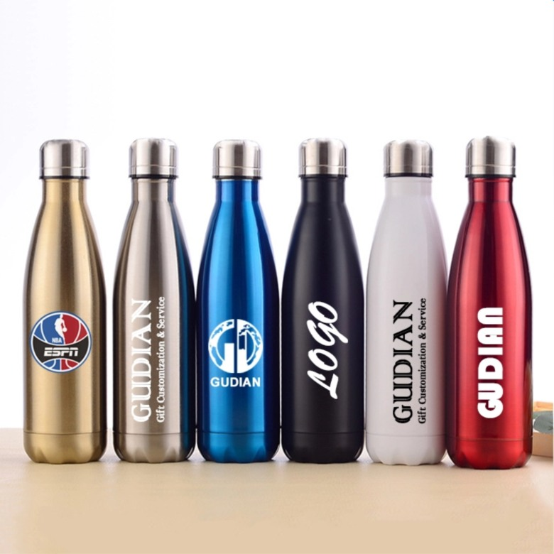Insulated Double Wall Stainless Steel Water Bottle [500ml]