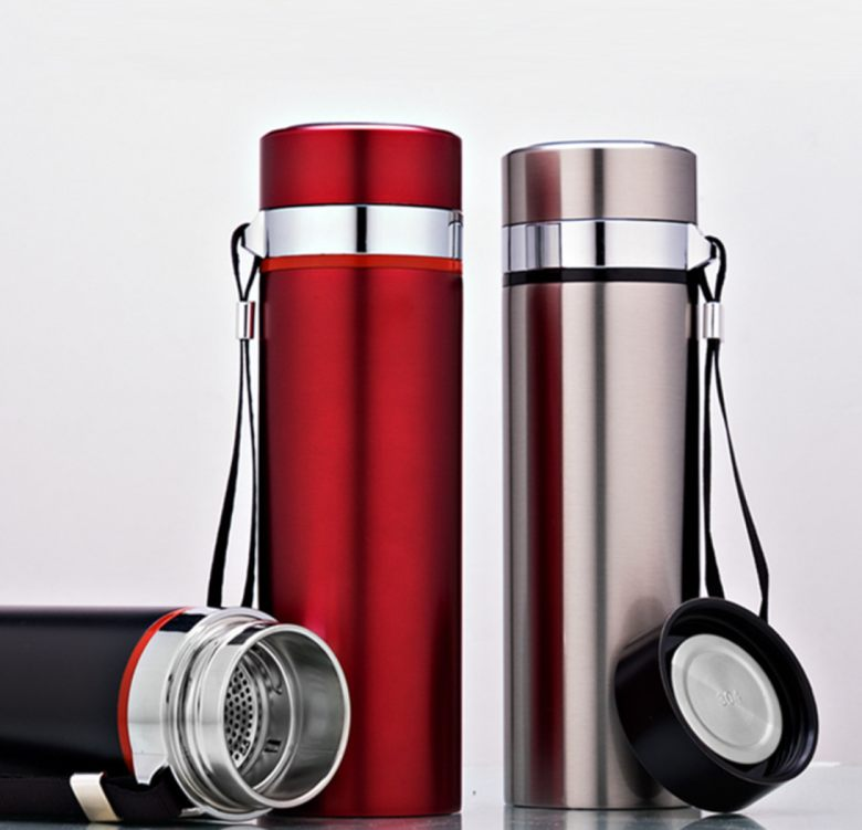 Exclusive Pro Grade 18/8 Stainless Steel Vacuum Flask [350ml]