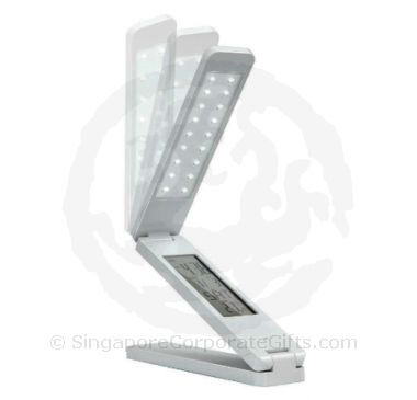 LED Table Lamp with Calendar