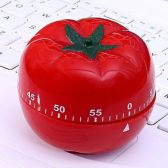 Tomato Shaped Kitchen Timer