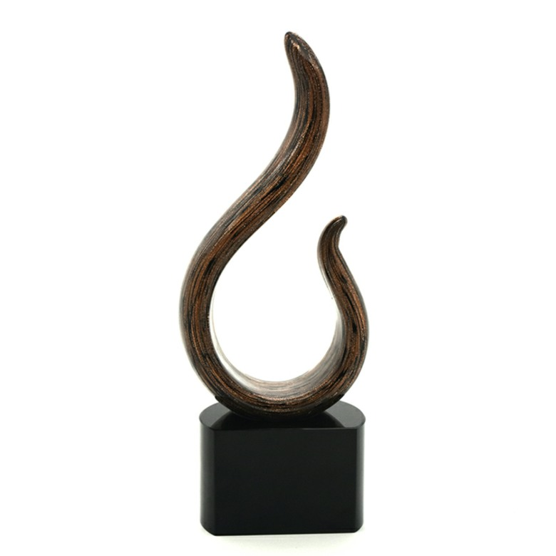 Treble Clef Art Glass Award