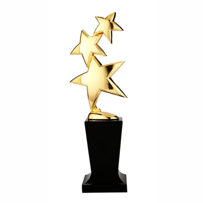 Triple Golden Star Trophy