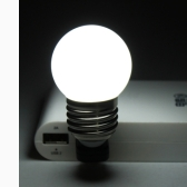 Bulb Shaped USB Lamp