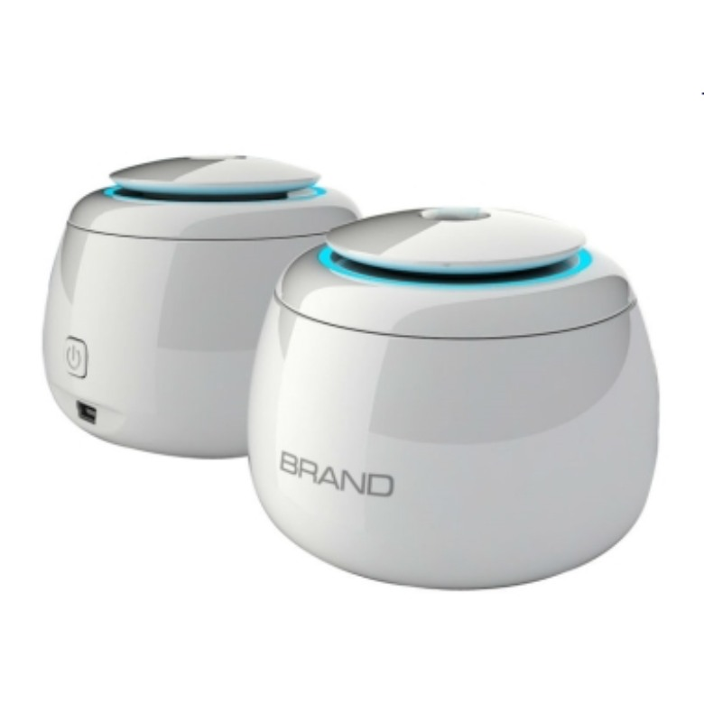 Mini USB Ultrasonic Humidifier 6
