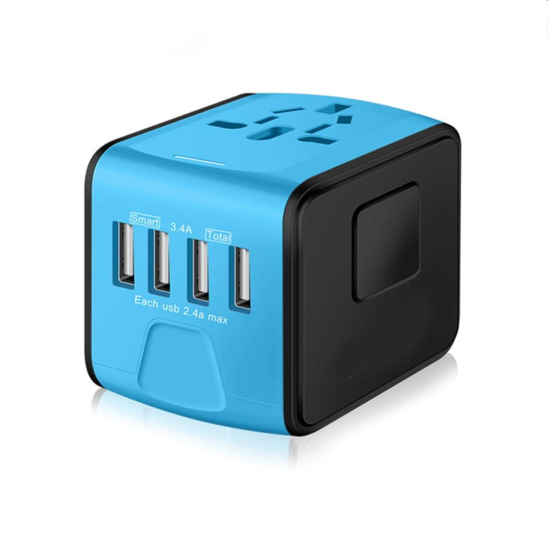 Universal International Travel Power Adapter