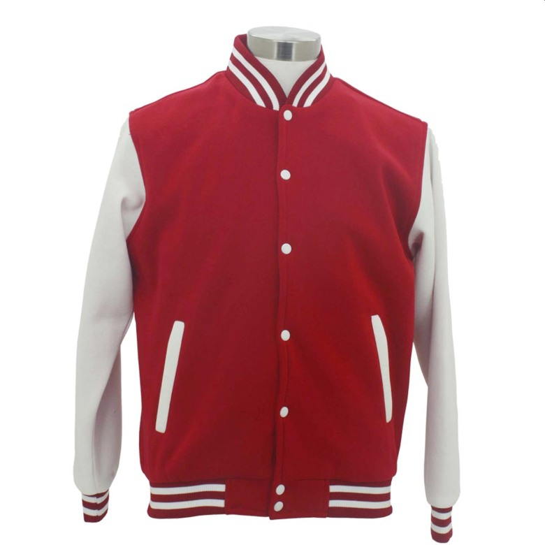 Varsity Fleece Jacket SJ172