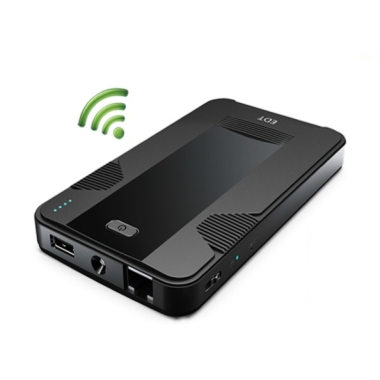 3G WIFI router sim card with power bank [12000mAh]