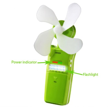 Wind Powered Phone Charger Cum Battery Charger