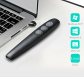Wireless Presenter with Laser pointer 2