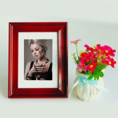 Wood Photoframe (Photo size : 25cm x 30cm)