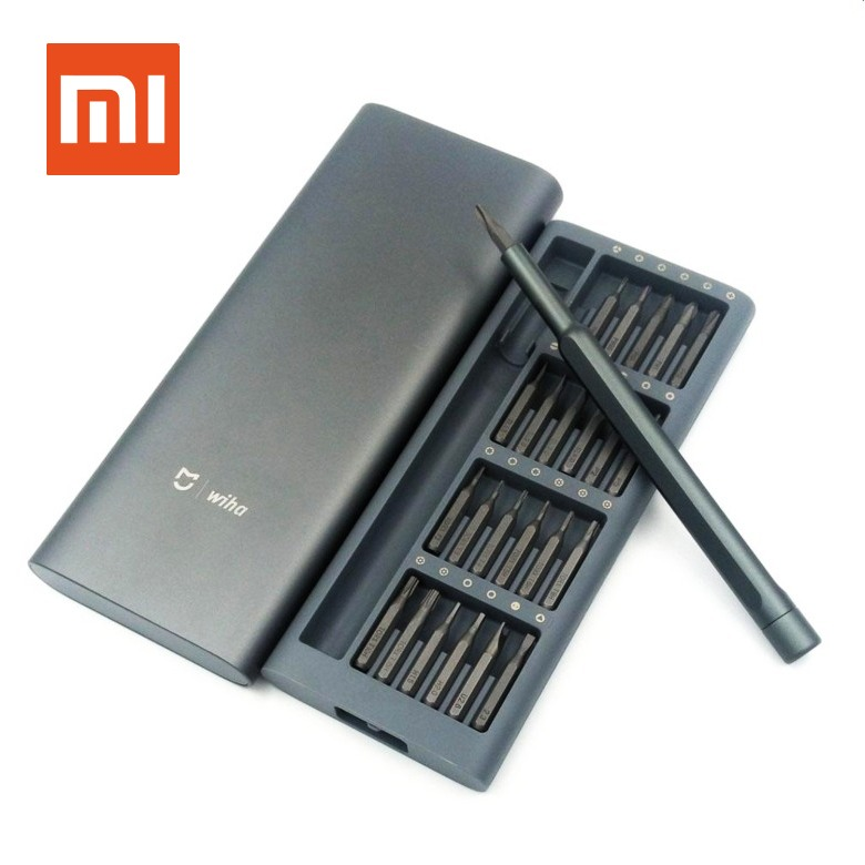 Xiaomi Mijia Wiha Screwdriver Kit (24 Pcs)