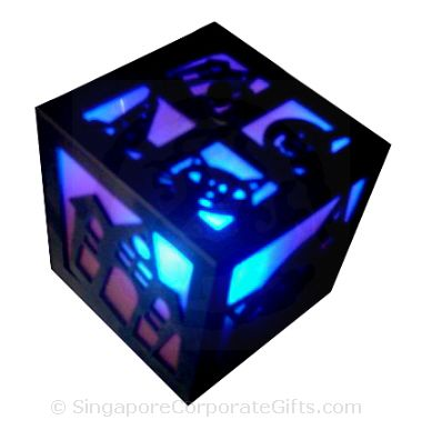 Battery Operated Lantern -Box