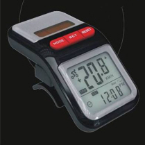 Bicycle Speedometer, Odometer and Pedometer 671