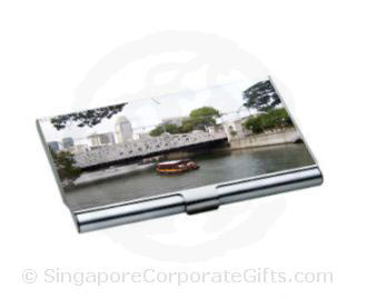 Designer namecard holder - Singapore River 1