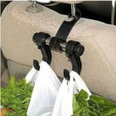 Car Seat Bag Hanger