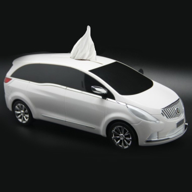 Car Shaped Tissue Box for Car