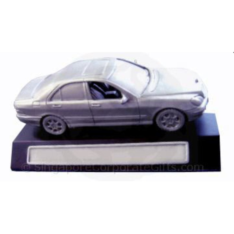 Customised Pewter Figurine (Car)