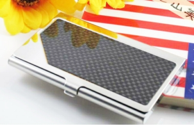 Carbon Fibre Namecard Case 1