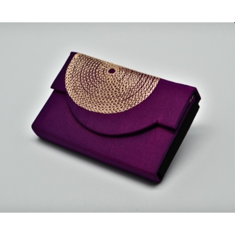 Thai silk Namecard Holder 9