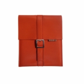 Designer Leather iPad Case -BUCKLE (PU)