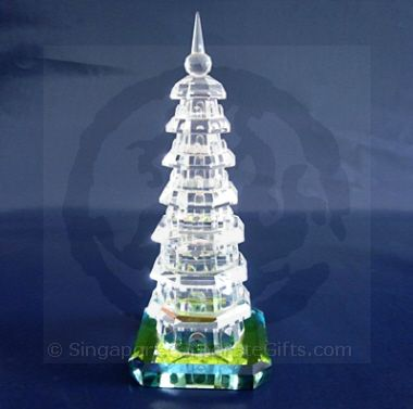 Crystal Building (Pagoda)