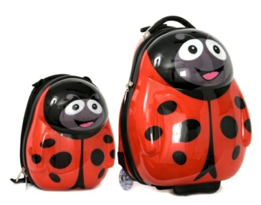 Ladybird Hard Backpack