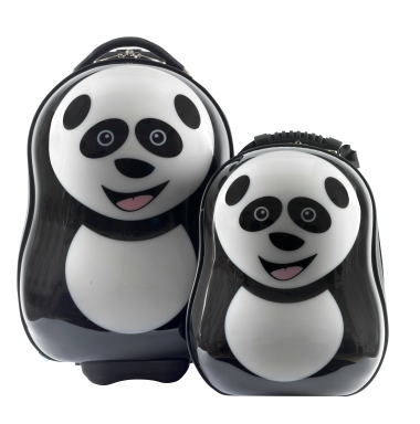 Panda Hard Backpak
