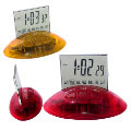 Digital Clock with Thermometer and Calendar-2