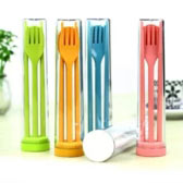 Dining Set with plastic tube