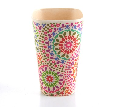 Eco Friendly Bamboo Fibre Mug