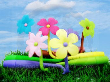 Flower Shaped Flexi-pen