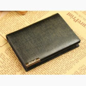 Genuine Leather Namecard Holder (Gold) 333