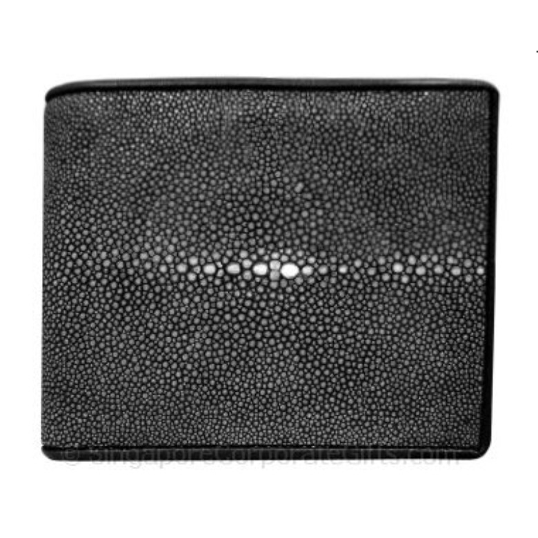 Giorgio Agnelli Genuine Stingray Wallet