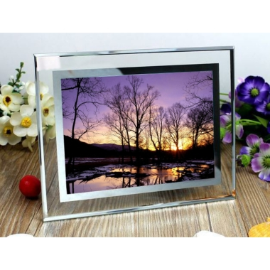 4R Glass Photo frame (Landscape)