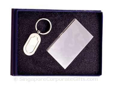 Executive Gift Set (KeyHolder and NameCard Holder)-GS-05
