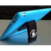 iPad Case with 360 degree rotation and holding strap