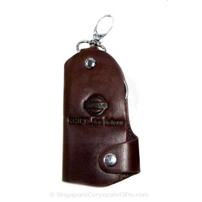 Exclusive Leather Key Pouch 104