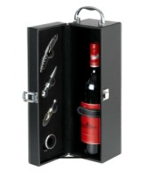 Exclusive Wine holder with Wine Accessories