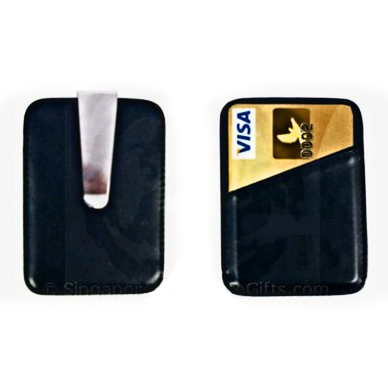 Exclusive Leather Money Clip 2