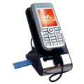 Mobile Phone Charger with Stand , USB hub and Card Reader