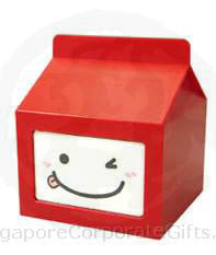 Mini Coin Bank (House)