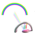 Rainbow Creating Device