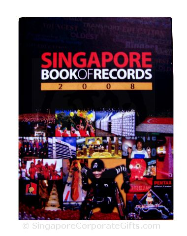 Singapore Book Of Records 2009