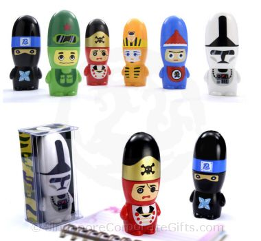 Mini Cartoon Fan- Special Force
